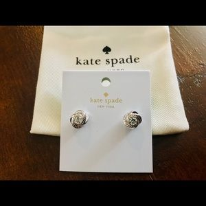 NWT Kate Spade Infinity And Beyond Earrings